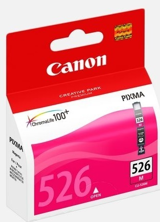 Canon CLI-526GM, magenta, 9 mL.
