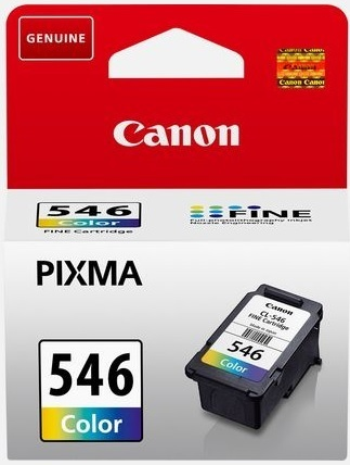 Canon Tintenpatrone CL546 color 9 mL.