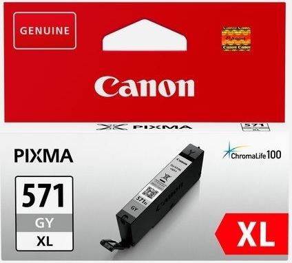 Canon CLI571XL gray 10,8 mL.